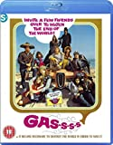 Gas-s-s-s ( Gas! -Or- It Became Necessary to Destroy the World in Order to Save It. ) [ UK Import ] (Blu-Ray)