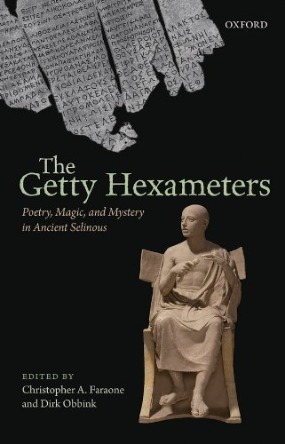Download The Getty Hexameters: Poetry, Magic, and Mystery in