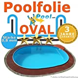 Poolfolie 6,10 x 3,60 x 0,8 mm 0,90 1,20 1,25 1,35 1,50 m Ersatzfolie Innenfolie Schwimmbadfolie 6,1 x 3,6 m Ovalpool 0,9 1,2 1,5 Innenhülle oval Pool folie Auskleidung Folien hülle innenauskleidung Poolfolien günstig kaufen