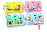 Tery Baby Kleinkind Spielzeug elektronisches Spiel Kamera-Spielzeug-Nette Kinderhandgemachte Kreative Foto-Dekorative Verzierungen