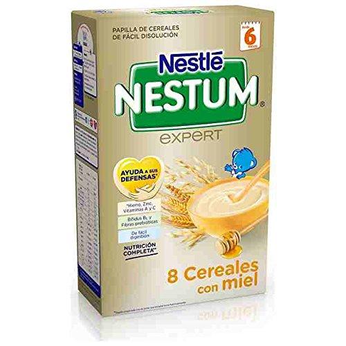 Nestle Expert Nestle 8 Getreide-Brei Mit Honig