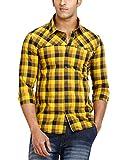 Zenrio Men's Casual Shirt (7141051001487...