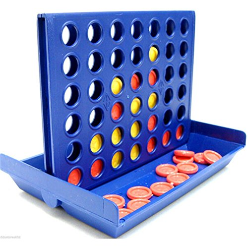 Lalang Mini Connect 4 Traditional Games Line Up 4 Game In A Line Board Game Family Games