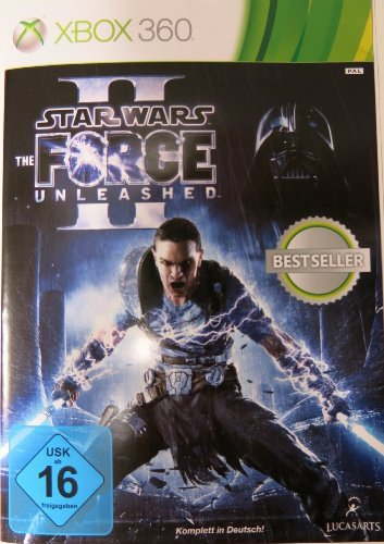 Unleashed Xbox Force 2 (Star Wars: The Force Unleashed 2)