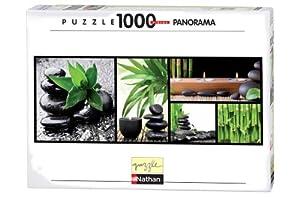 Nathan 87634 - Puzle (1000 Piezas), diseño de composición Zen
