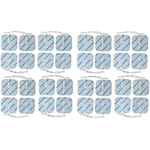 TENS Electrode Pads 32 TENS Pads by Healthcare World for TPN, Lloyds, Neurotrac, Tenscaare Machines by Healthcare World