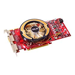 ASUS EAH4850 Graphics Card (ATI Radeon HD 4850 Chipset, Directx 10, 2nd Generation 55NM GPU Solution, 512MB)