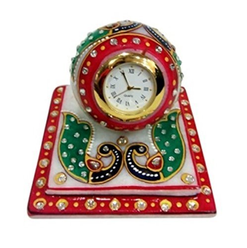 Paper Weight Stand Clock