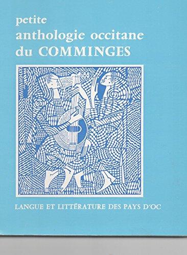 Petite anthologie occitane du Comminges (Langue et littérature des pays d'oc)