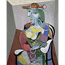 Portrait of Marie-Therese, 6th January 1937 Poster Print by Pablo Picasso (11 x 14)