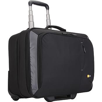 Case Logic VNR217 Sacoche a roulettes pour Ordinateur portable Noir