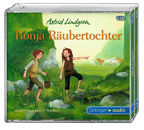 Ronja Räubertochter (5 CD): Ungekürzte Lesung: Alle Infos bei Amazon