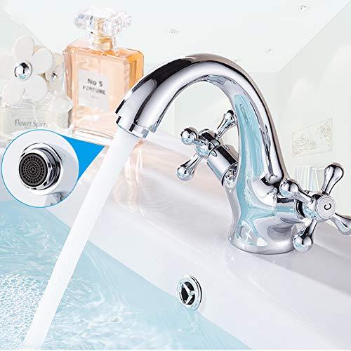 Rubinetto miscelatore a cascata alto per lavabo TSGPS GmbH L TAP monoforo