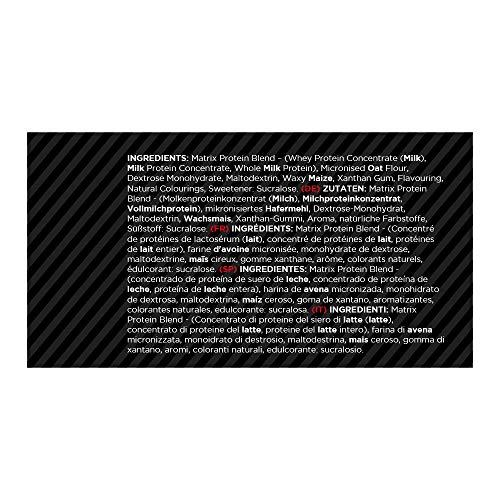 51YyS0HRTYL. SS500  - Matrix Nutrition Monster Carbs Weight Gainer 8KG - Mass Gain Protein Powder Shake (8KG, French Vanilla)