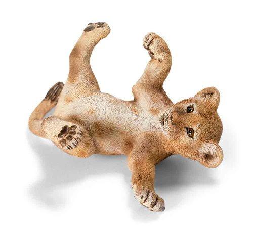 schleich-wild-life-lion-cub-lying