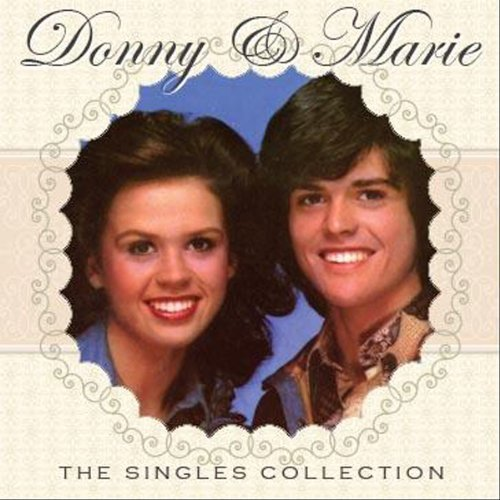 Singles Collection by OSMOND,DONNY & MARIE