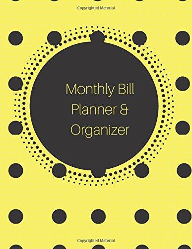 budget organizer planner