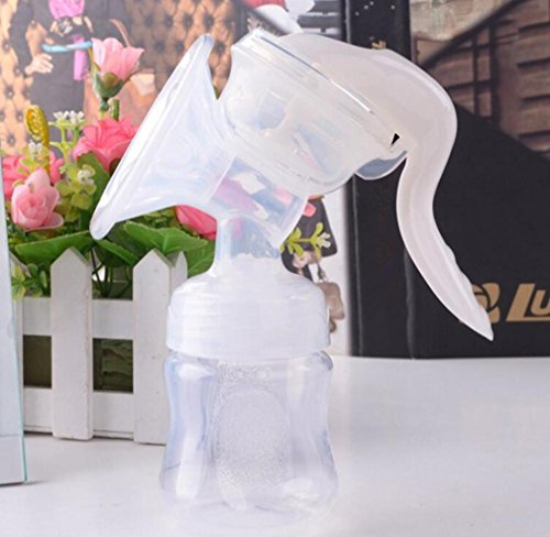 NWYJR Breast Pump confort prolactine large-bouche grande suceuse Massage tire-lait manuel