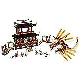 LEGO Ninjago 2507 - Il tempio del fuoco