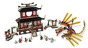 LEGO Ninjago - 2507 - Jeu de Construction - Le Temple de Feu