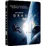 GRAVITY 3D +2D STEELBOOK Blu-Ray (EU-Steelbook mit deutschem Ton) NEU & OVP