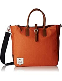 Clarks the Gray, Sacs Portés Main Femme, Orange (Rust), 14 X 36 X 45 cm