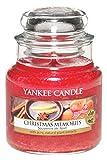 Yankee Candle Glaskerze, klein, Christmas Memories
