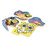 Sambro Spongebob Squarepants Bath Foam Puzzle