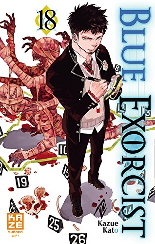 Blue Exorcist Edition simple Tome 18