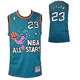 NBA Maglia canotta Retro Vintage All Star 1996 - Michael Jordan - Taglia L