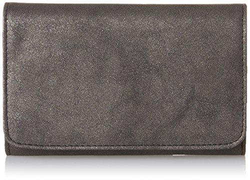 s.Oliver (Bags Damen 39.712.93.4889 Clutch, Black/schwarz, 1x10x15,5 cm