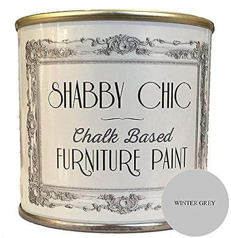 Peinture à meuble à base de chaux idéale pour créer