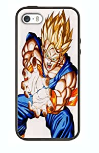 Dragonball Z Schutzhülle, Motiv Hit Cover for Iphone 6 DB6 Border Gummi Silikon @pattayamart Schwarz