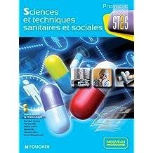Sciences et techniques sanitaires et sociales 1re Bac ST2S