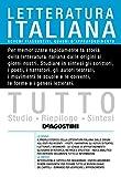 Image de TUTTO Letteratura Italiana