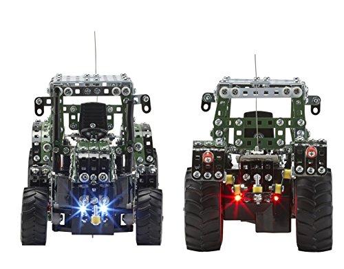 RC Auto kaufen Traktor Bild 2: Metallbaukasten RC Traktor Fendt Vario 313 - 574 Teile 1:24 LED Komplett-Set Werkzeug ab 12 Jahren Anleitung Erwachsene Metallbaukästen Metallbautechnik Lernfeld Tronico*