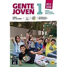 Gente Joven - Nueva Edicion: Libro Del Alumno + CD (Ele - Texto Español)