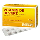VITAMIN D 3 HEVERT, 100 St. Tabletten