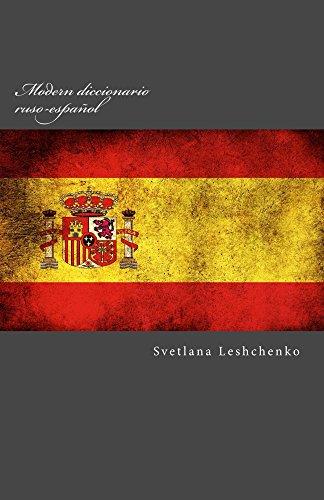 Modern diccionario ruso-español por Svetlana Leshchenko