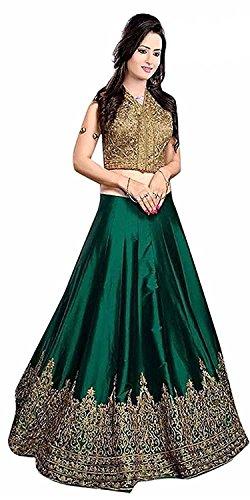 Attire Design Free Size Indo Western Dress ( Indo Westerns_Long Choli_Free Size...