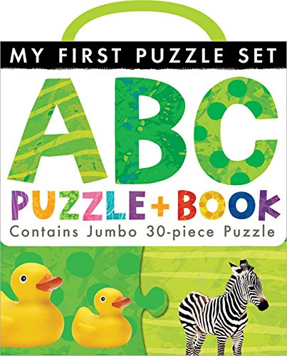 ABC Puzzle and Book [With Puzzle] (My First Puzzle Set)