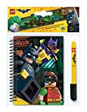 Iq Lego - LG51742 - Lego Batman Movie - Mini Journal + Stylo Gel