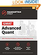 #7: GMAT Advanced Quant: 250+ Practice Problems & Bonus Online Resources (Manhattan Prep GMAT Strategy Guides)