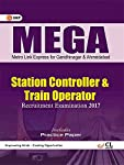 GKP's mega series is a collection of seven study guides for the posts of Maintainer, Customer Relations Assistant (CRA), Station Controller/ Train Operator (SC/TO) and Junior Engineer-Electronics, Electrical, Civil and Mechanical to clear the recruit...