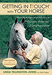 Getting in TTouch with Your Horse: how to assess and influence personality, potential, and performance by Linda Tellington-Jones (2009-04-01)
