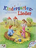 Kindergarten-Lieder: Buch mit CD von Kinderland - mit Noten und Texten zum Singen, Tanzen und Mitmachen