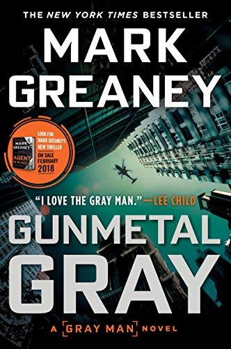 Gunmetal Gray (Gray Man Book 6) (English Edition)