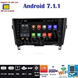 ANDROID 7.1 4G LTE GPS USB WI-FI MirrorLink Bluetooth autoradio navigatore Nissan Qashqai/Nissan X-Trail 2014, 2015, 2016, 2017