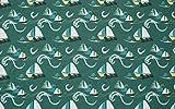 lillestoff Design Hochwasser BioBaumwolle Gots 150cm breit