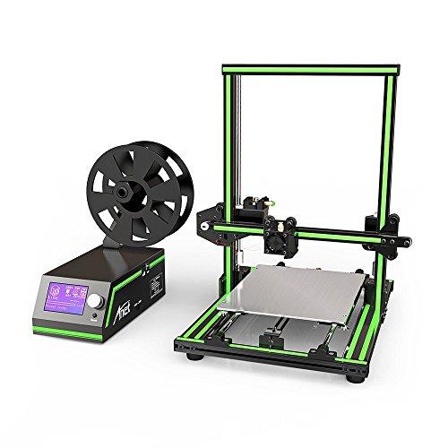 Anet E10 Impresora 3D Kit del Grado Industrial Apoyar Multi-idioma Alu